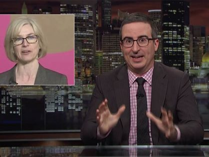 'Last Week Tonight' spotlights potential perils of gene editing