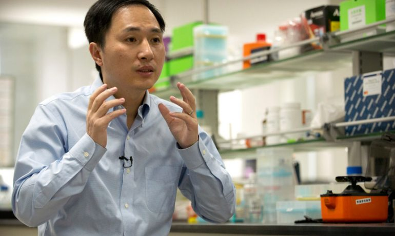 Gene editing by Chinese scientist: Could it happen here?